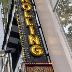 Rolling Café 開機咖啡 Sign